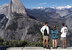 Yosemite, Tahoe & Monterey | Walking Tour
