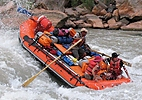 Rafting the Canyon | White Water Adventure