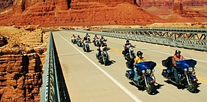 Motorcycle Tours in America
