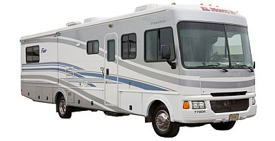 El Monte RV AS32 motorhome