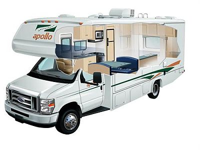 Apollo Motorhome Eclipse Camper