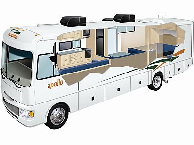 Apollo Motorhome Elite Traveller