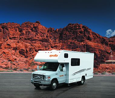 Medium Motorhome Apollo