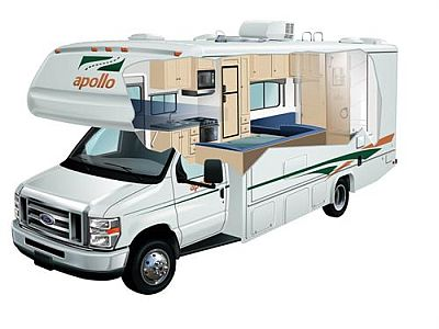 Apollo Motorhome Sunrise Escape motorhome