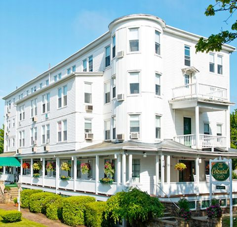 the colonial inn ogunquit maine maine from frontier. Black Bedroom Furniture Sets. Home Design Ideas